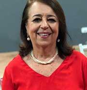 Profª. Drª Maria de Fátima Viegas Josgrilbert