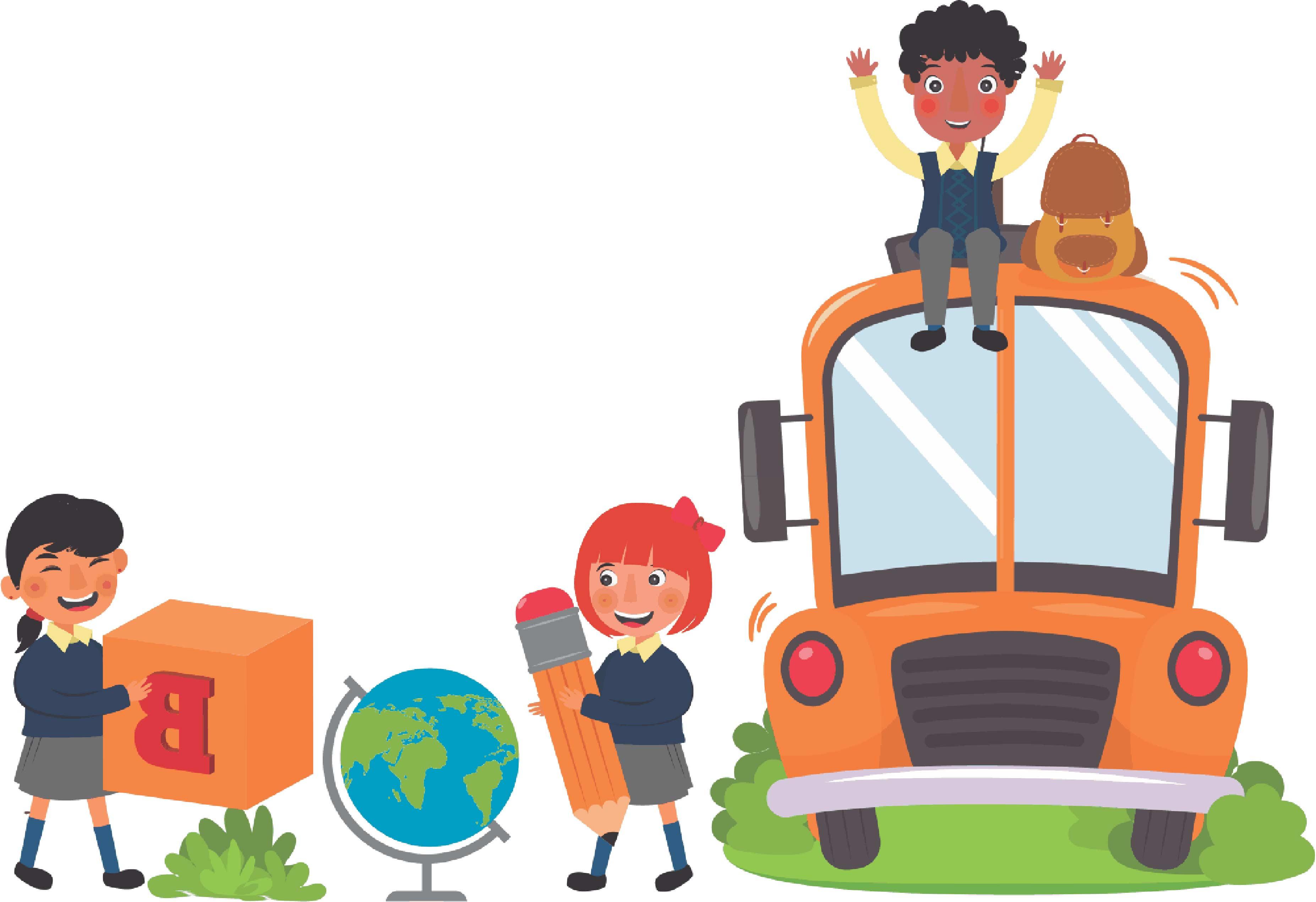 Passeando pela cidade as crianças aprendem a ler o mundo e as palavras.
