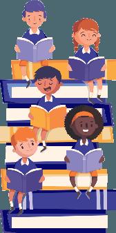A meta da escola é que o aluno se sinta feliz, tenha prazer em vir para a escola e aumente o seu conhecimento. É para isso que toda a equipe vem trabalhando.