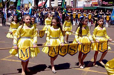 Desfile Cívico 2018