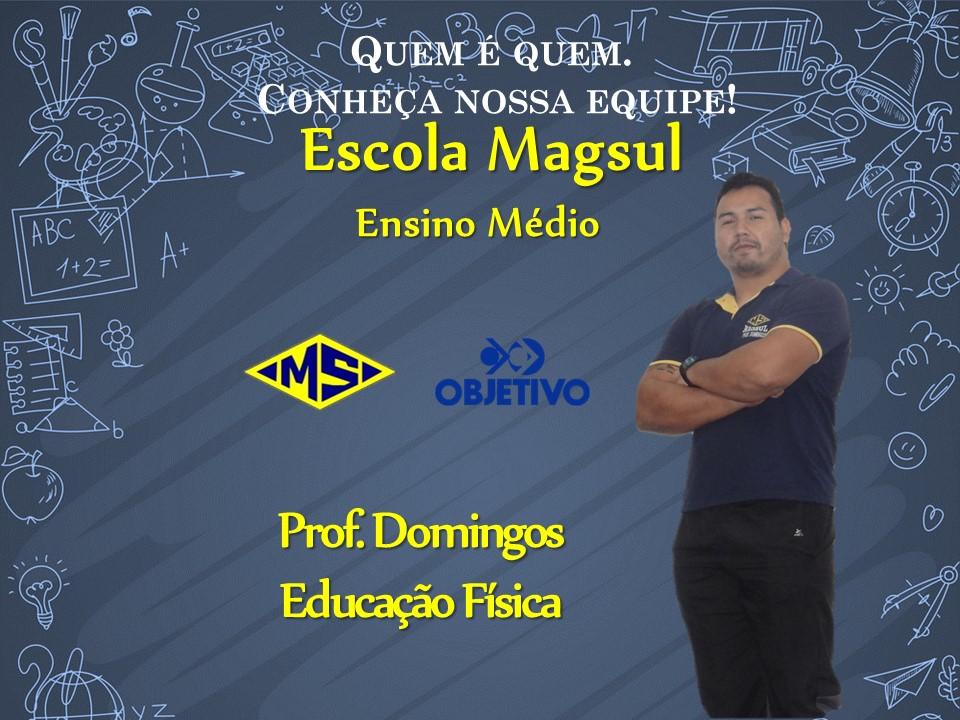 Prof. Domingos
