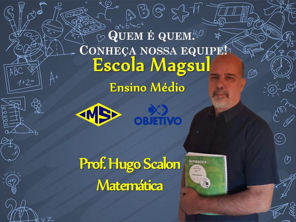 Prof. Hugo Scalon