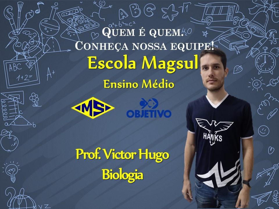 Prof Vitor Hugo