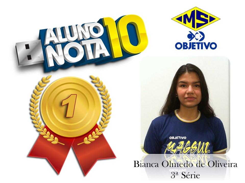 Bianca Olmedo de Oliveira