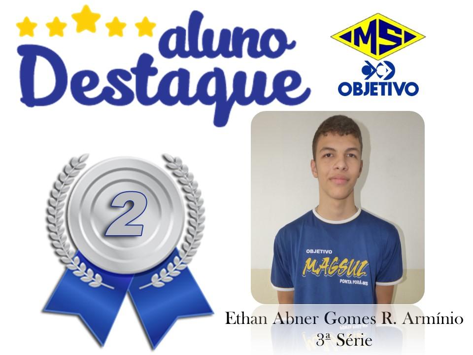 Ethan Abner Gomes R. Armínio