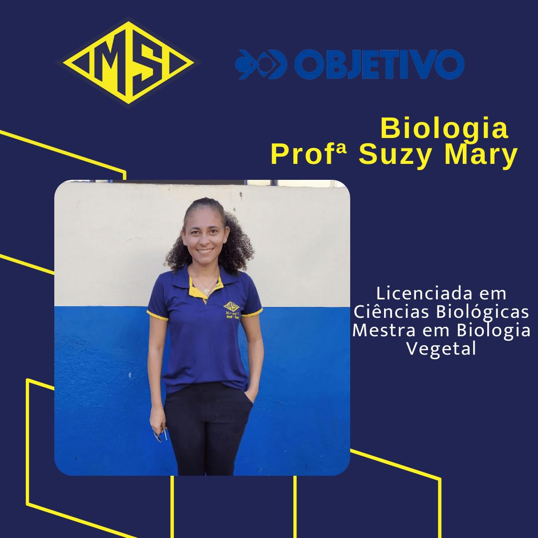 Profª Suzy Mary