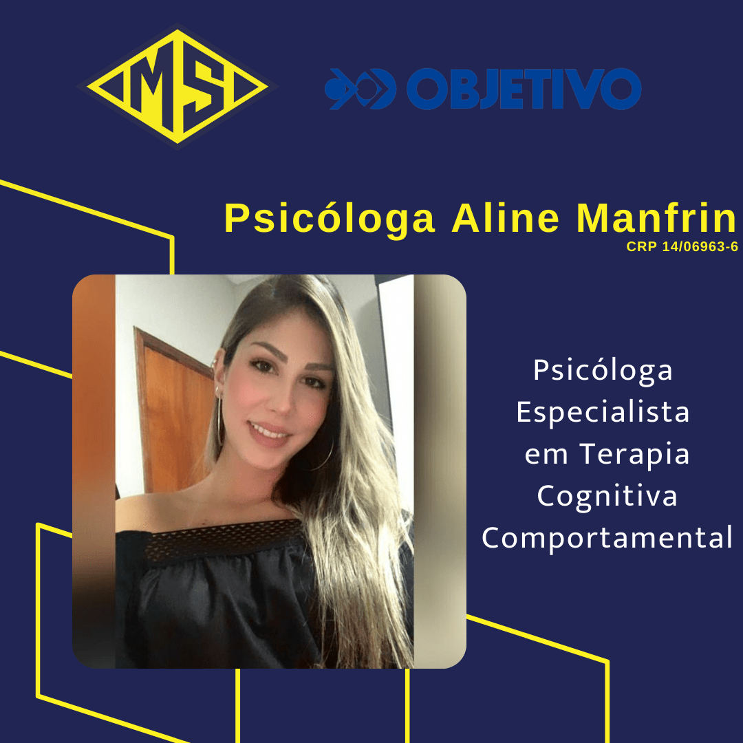 Psicóloga Aline