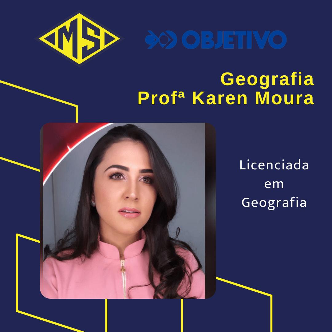 Profª Karen Moura