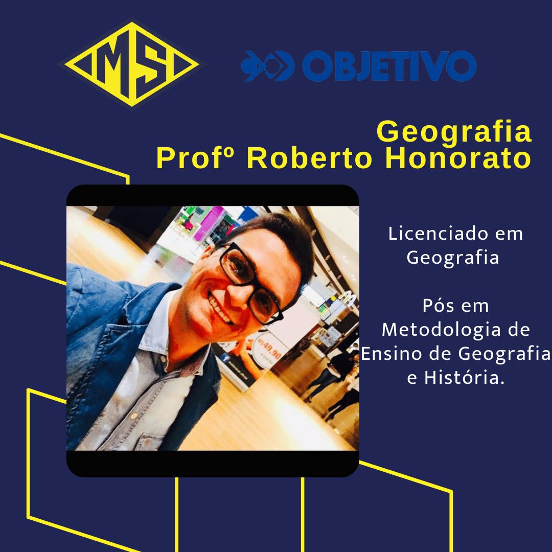 Profª. Roberto Honorato